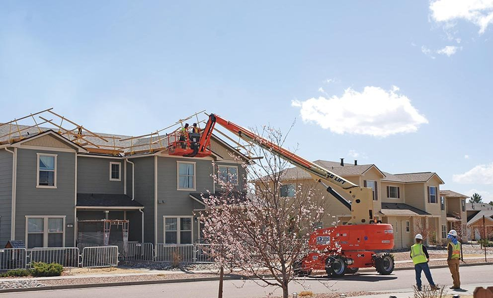 Flurry Of Activity Restoration Continues For Hail Damaged