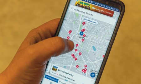 Veteran-founded app maps out military deals