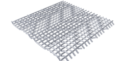 Volumetric mesh for engines with LP EGR to meet Euro