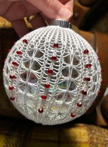 Myra Kness Jenny's Ornament 1
