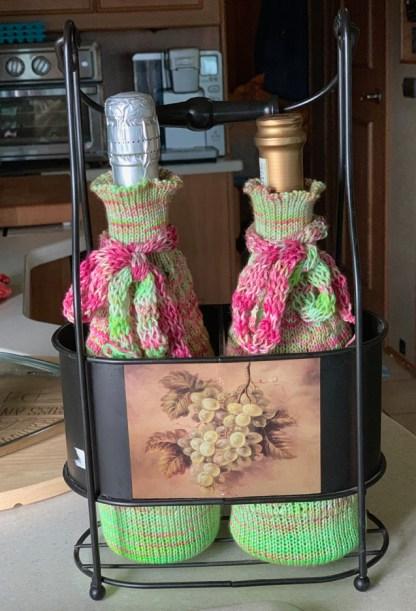 Myra Kness Wine Bottle Bag 1