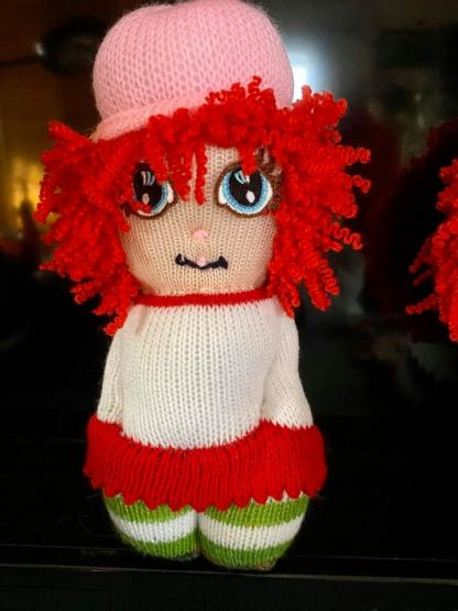 Myra Kness Strawberry Shortcake Doll 1
