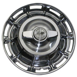 1959-1962 Corvette Hubcaps with Spinners Set of 4 GM Restoration Part