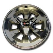 1965 Wheel Covers w/Spinners & Hardware