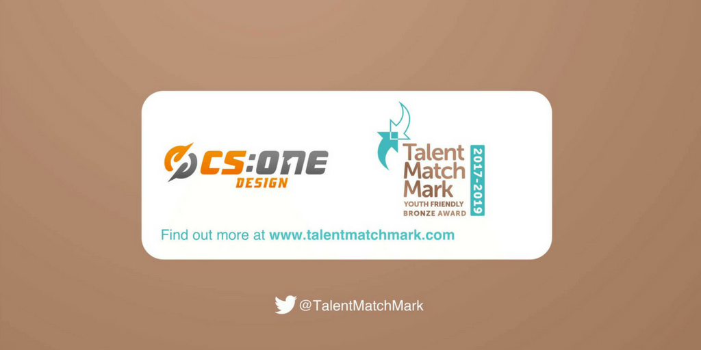 Talent Match Mark Bronze Award