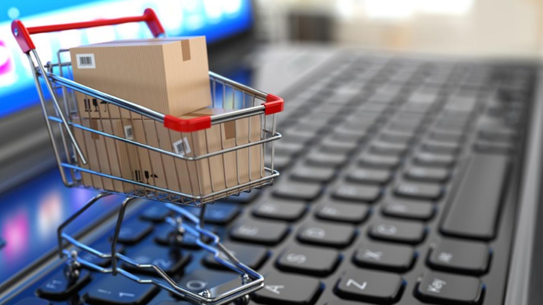 Le commerce en ligne, les statistiques et projections