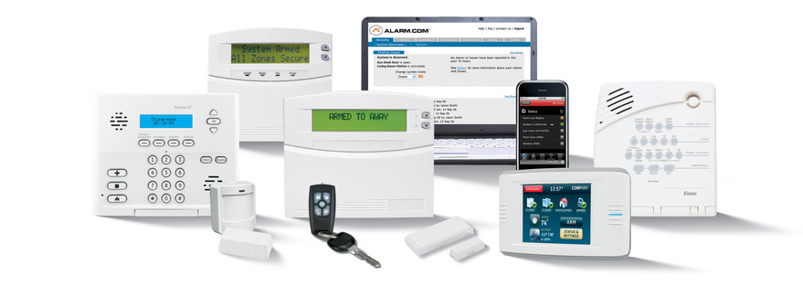 Security Alarm System Vancouver