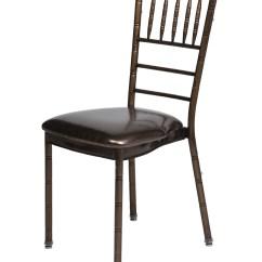 Plastic Chiavari Chair Bistro Style Dining Chairs Metal Ballroom  Csp