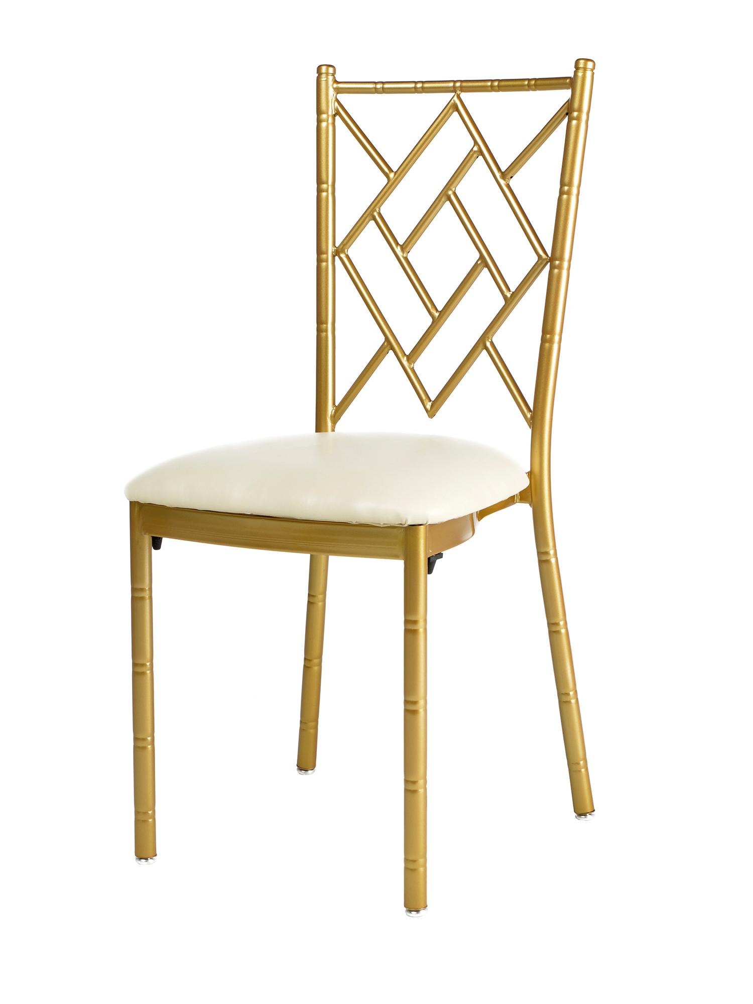 chair covers rose gold hammaka nami metal ballroom chiavari  csp
