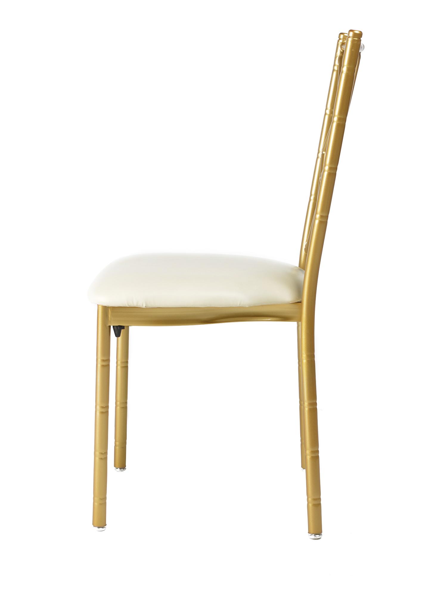 chair covers rose gold shower disabled metal ballroom chiavari  csp