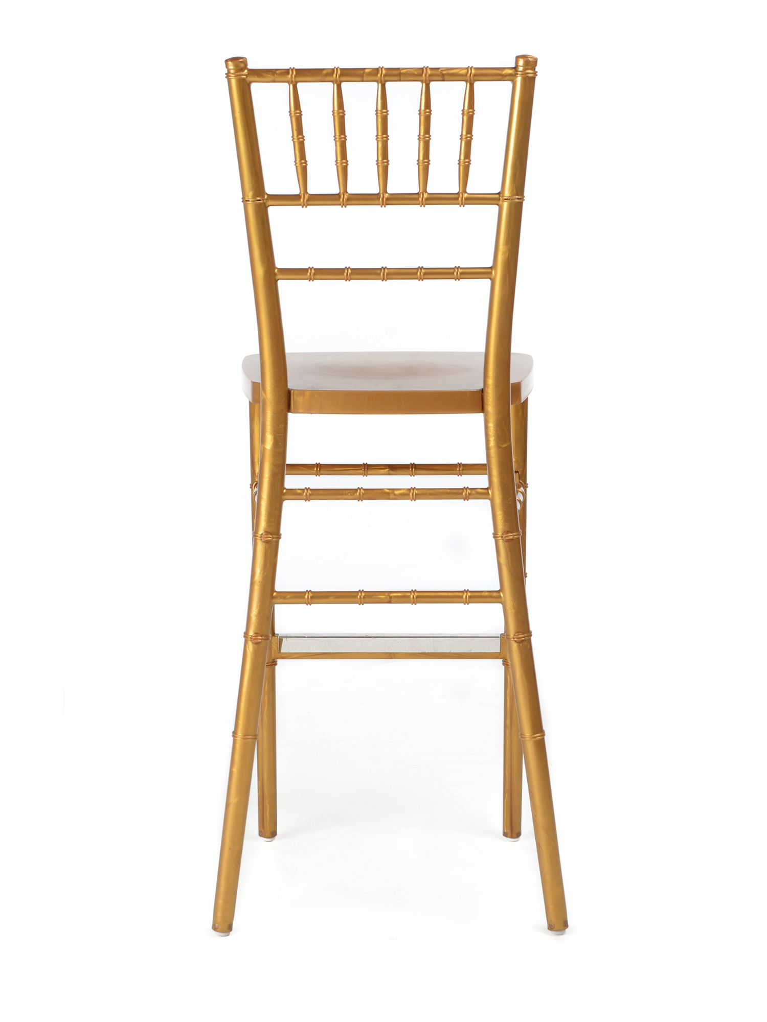 plastic chiavari chair simple wood folding plans max barstool steel core with colored resin  csp