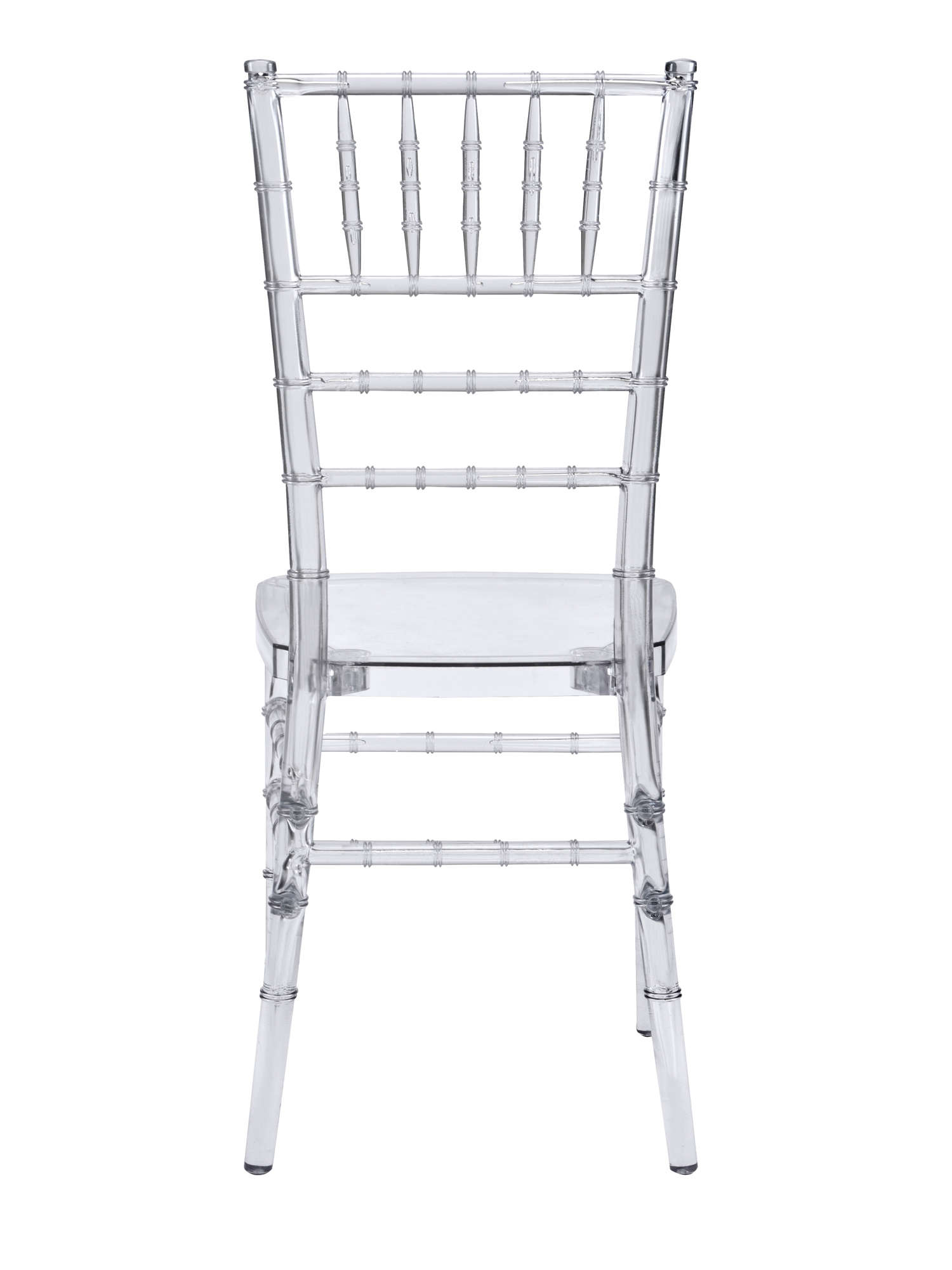 plastic chiavari chairs dining room chair slipcovers white mirage clear stackable  csp