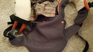 orange baby carrier 12