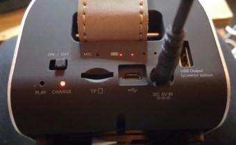 silver speaker 5