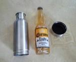 stainless bottle koozie set 12