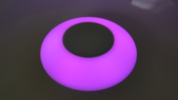 LightingEver Lamp and Speaker 8