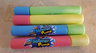 Foam water guns 5