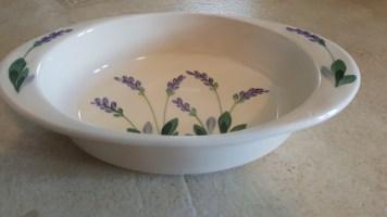 lavender casserle dish 2