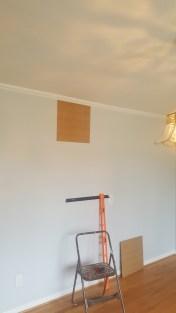 wall panels 16