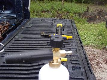 Foam Wash Gun 6