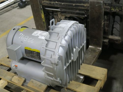 small resolution of blower gast idex r7100a 3 gast mfg r7100a 3 10hp 3600 rpm store surplus for sale