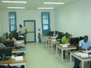 Salle d'examens