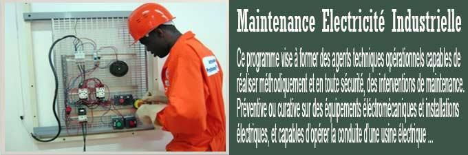 Maintenance Électricité Industrielle