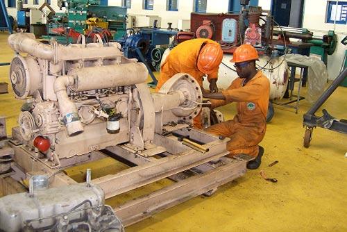 Mécanique industrielle par la pratique