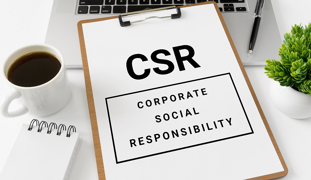 Corporate Social Responsibility - cover