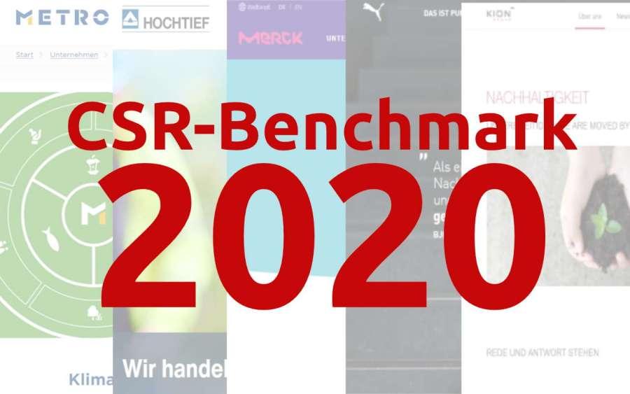 CSR Benchmark 2020