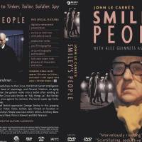 John Le Carré's , 'Smiley's People' featuring Alec Guinness as 'George Smiley'.
