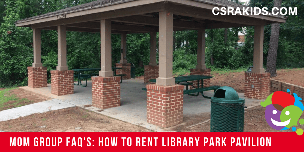 How to Rent Evans Library Park Pavillon