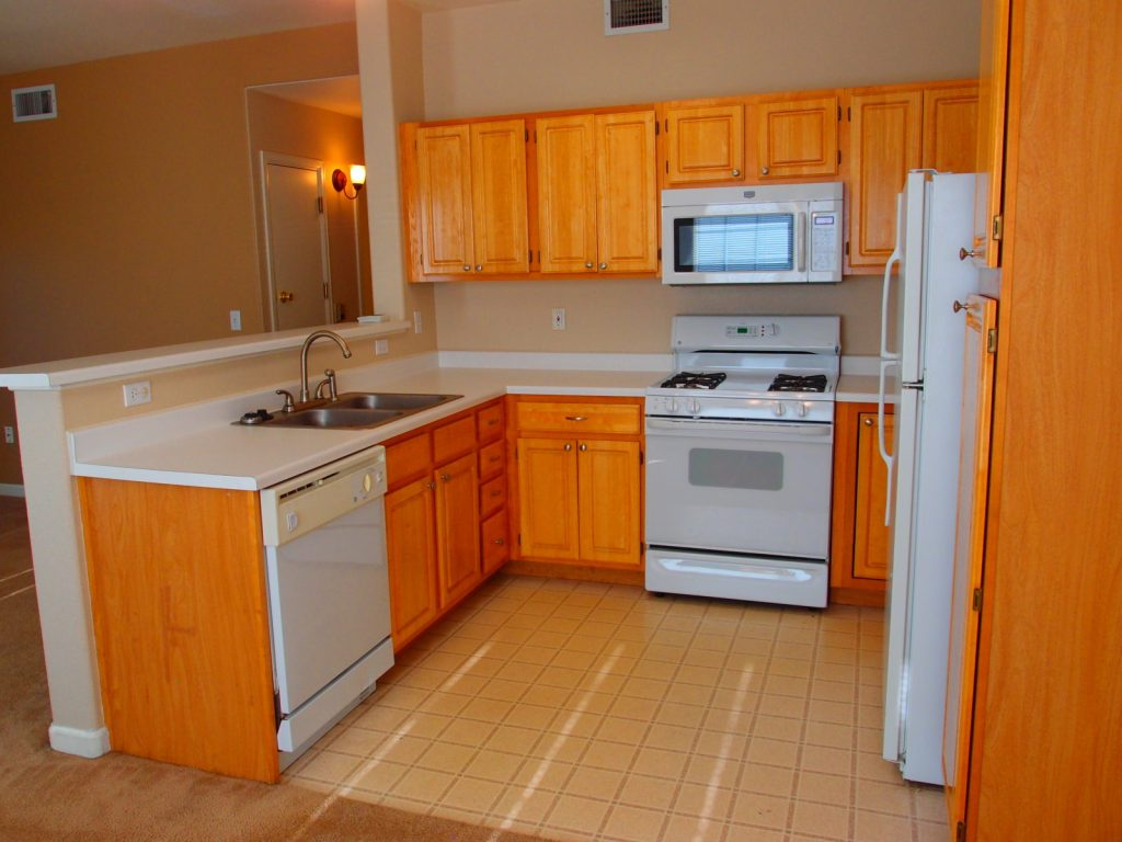 Kitchen Space Saver Miramonte Ranch Condo Rented Robinson Investment Company Inc