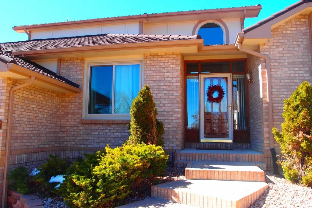 Gladstone Front Door