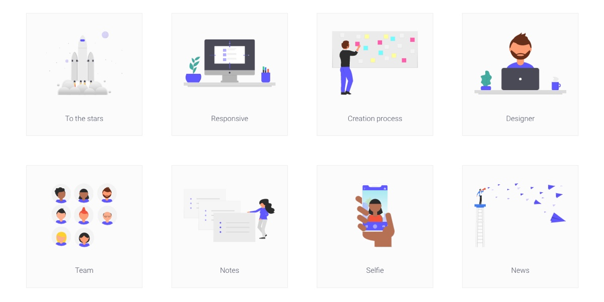 How to Create a Component Library From SVG Illustrations