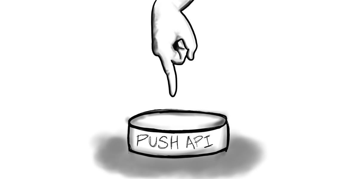 Push and ye shall receive   CSS-Tricks
