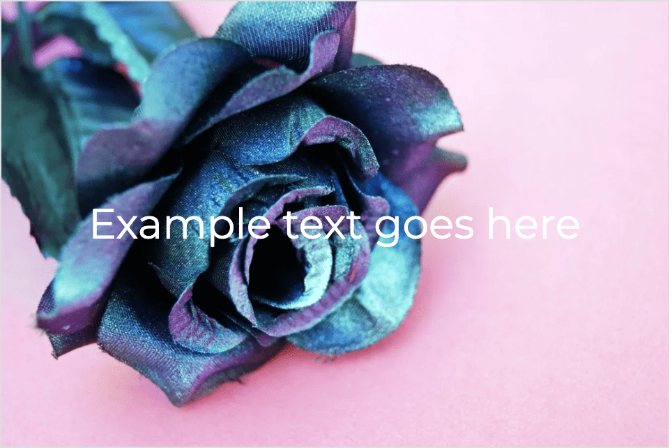 Nailing the Perfect Contrast Between Light Text and a Background Image 5