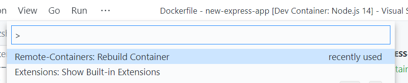 A Gentle Introduction to Using a Docker Container as a Dev Environment
