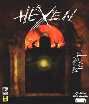 Software box for Hexen