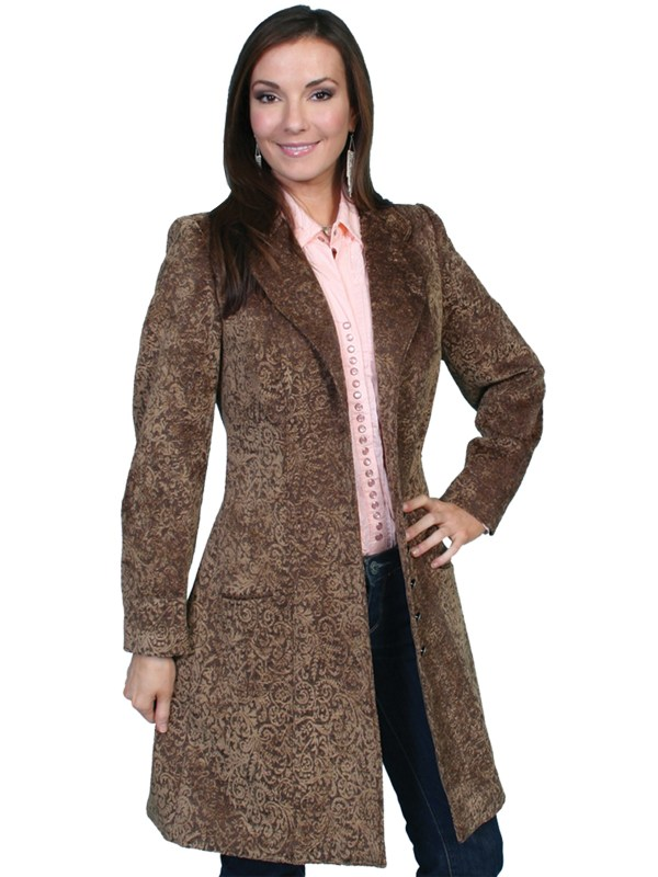 23baf86f7 Western Trench Coat - Year of Clean Water