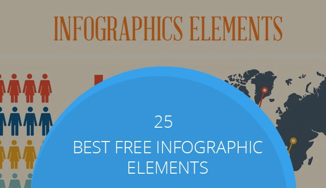 25 Best Free Infographic Elements  CSS Author