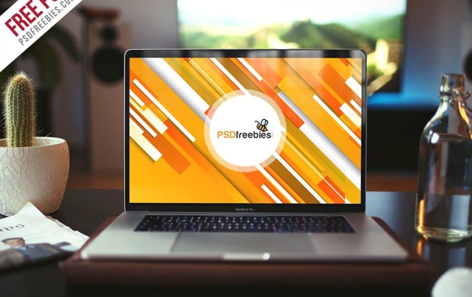 Download Mac Desktop Psd Mockup Yellowimages