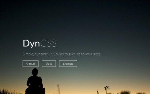 DynCSS