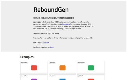 ReboundGen