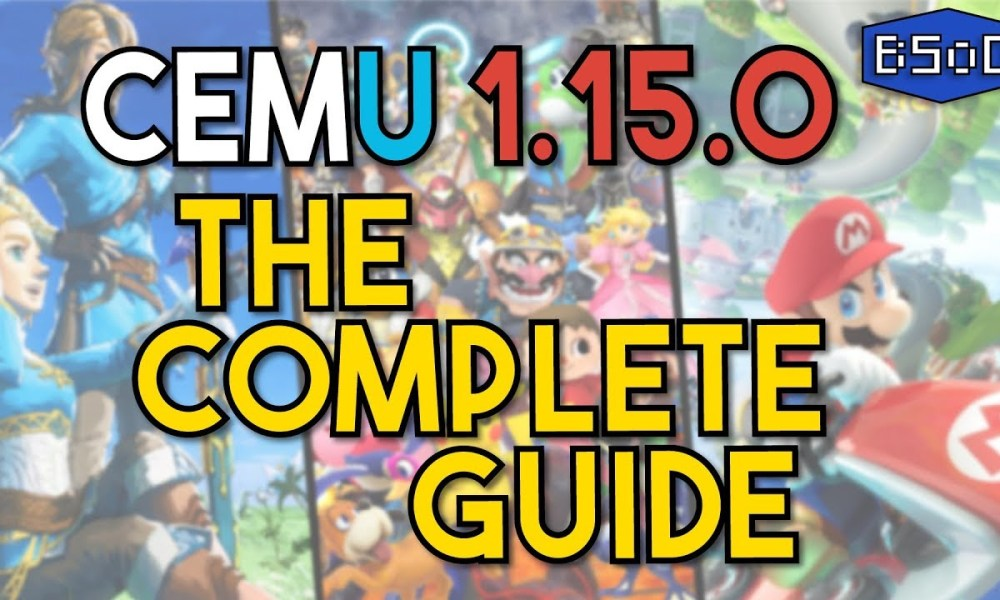Cemu 1 15 0 | The Complete Guide to Wii U Emulation | cssc0der