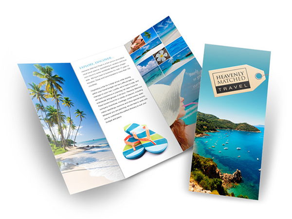 54 Best Travel Brochures Examples 2018 CSSDive