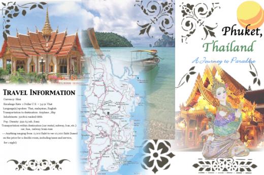 35 Best Travel Brochures Examples CssDive