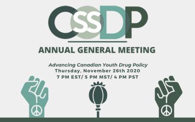 CSSDP Annual General Meeting 2020
