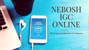 NEBOSH Online training for the IGC: The E-Learning Solutions for Students