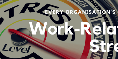 Every Organisation's Cure to Work – Related Stress